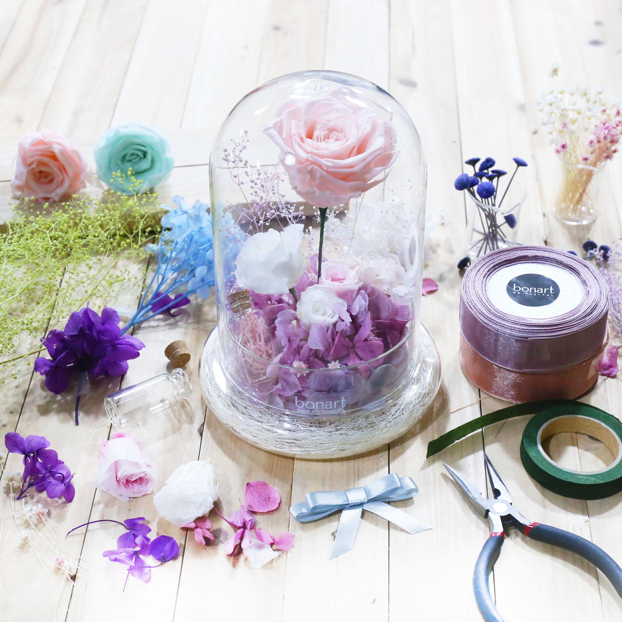 Preserved Floral Art